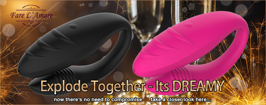 Dreamy Couples Vibrator | Couples Sex Toys