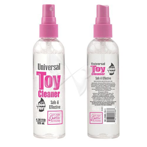 Anti-Bacterial Toy Cleaner with Aloe Vera (128mL)