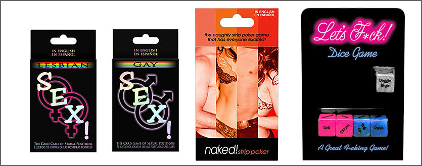 Erotic Gifts & Sex Games Australia