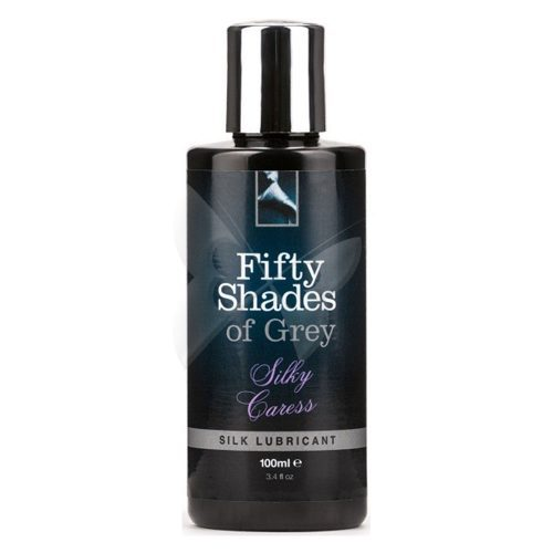 Silky Caress Silk Lubricant (100mL)