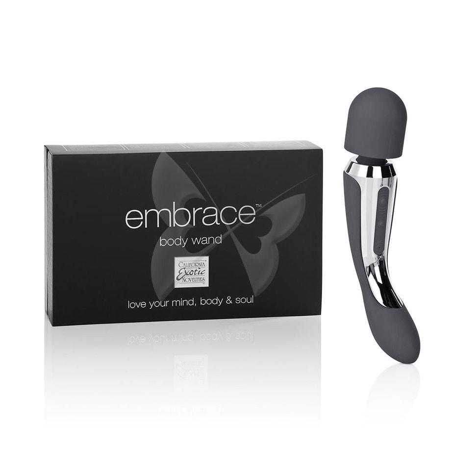 Embrace Body Wand (Gray) Packaging