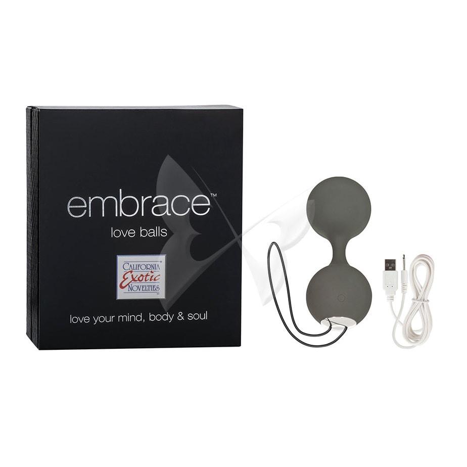 Embrace Love Balls (Gray) Box