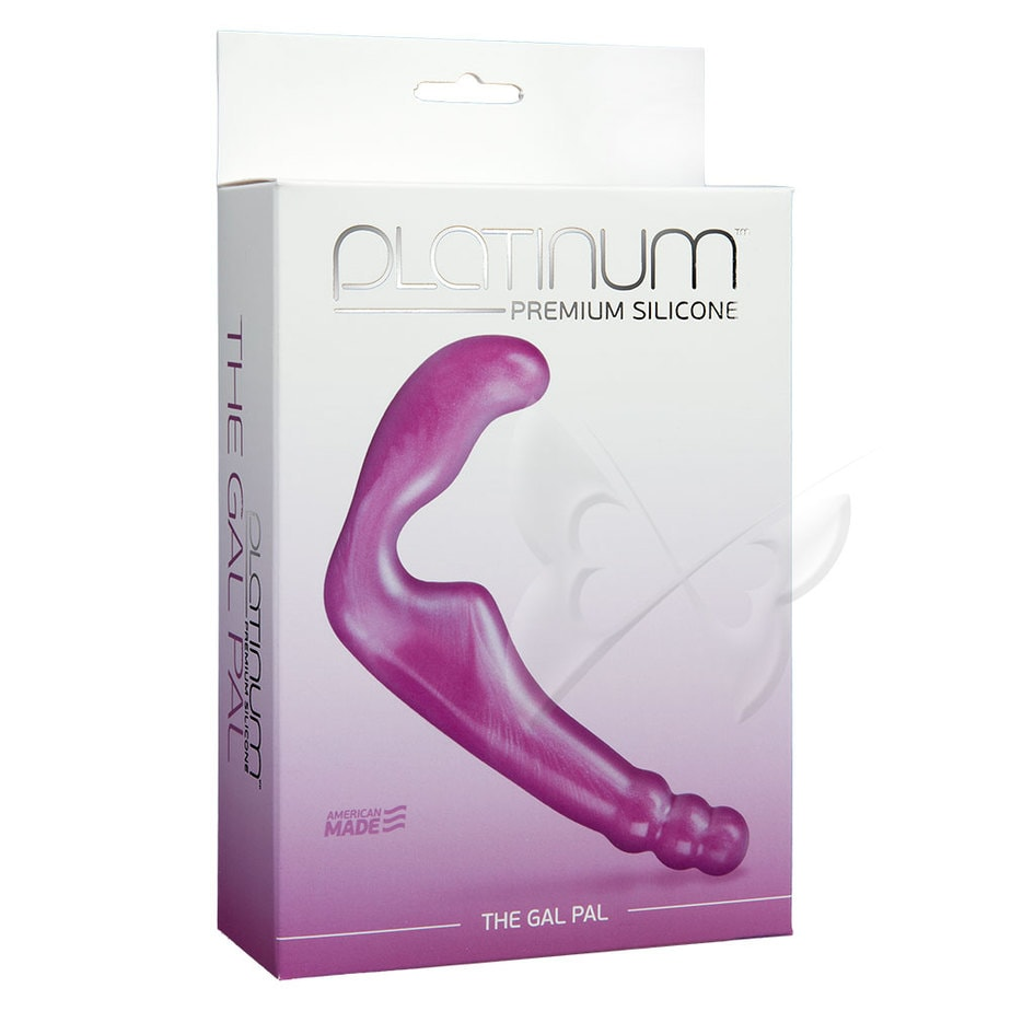 Platinum Premium Silicone The Gal Pal (Purple) Box
