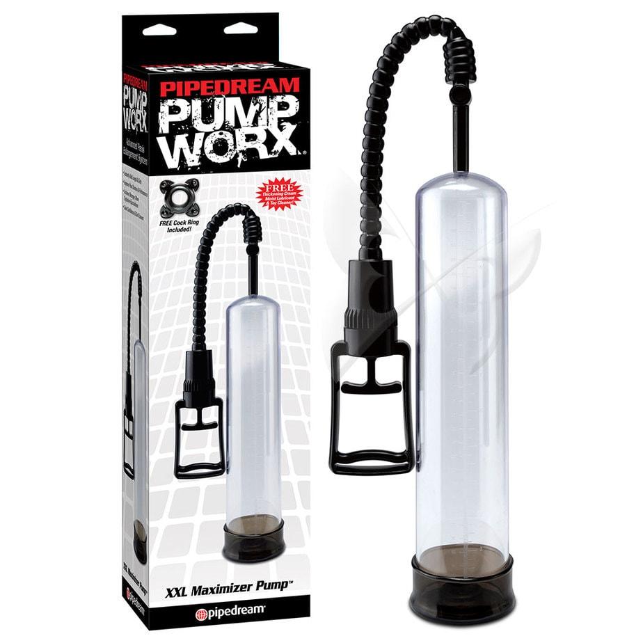 Pump Worx XXL Maximizer Pump | Penis Pumps | Sex Toys For Men