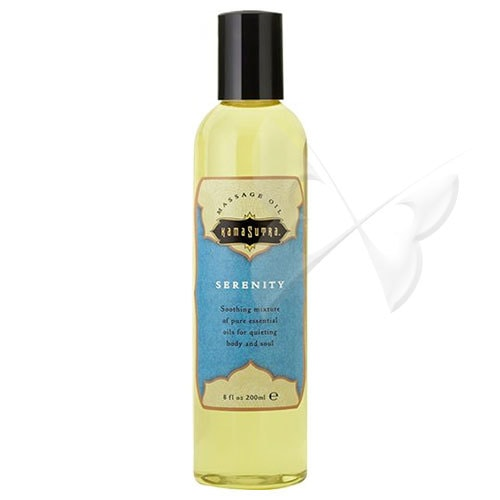 Kama Sutra Aromatic Massage Oil Serenity (200ml)