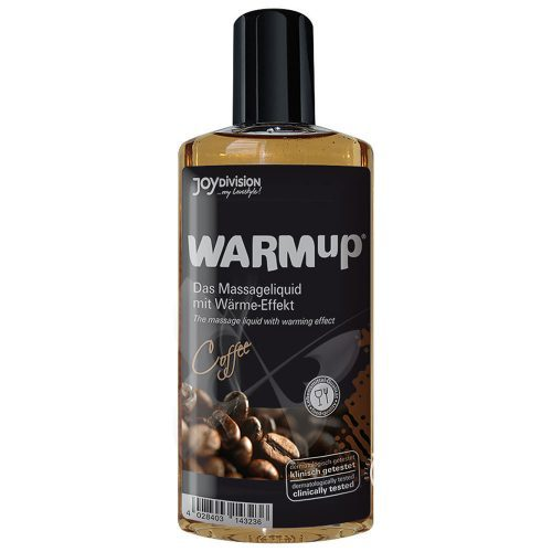 WARMup Coffee Massage Oil