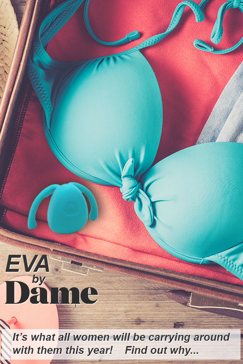 Eva by Dame Products Aqua