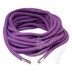 Fetish Fantasy Series Japanese Silk Rope (Purple)