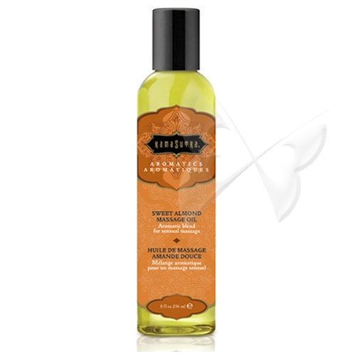 Kama Sutra Aromatic Massage Oil (Sweet Almond)