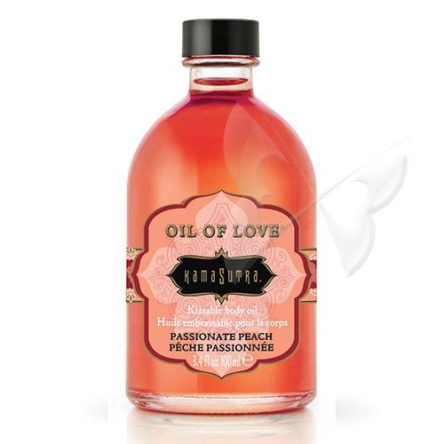 Kama Sutra Oil Of Love (Passionate Peach) Massage Oil