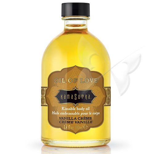 Kama Sutra Oil Of Love (Vanilla Creme) Massage Oil