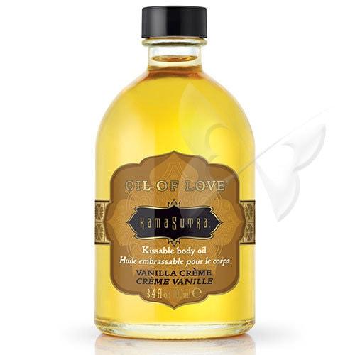 Kama Sutra Oil Of Love (Vanilla Creme) Massage Oil