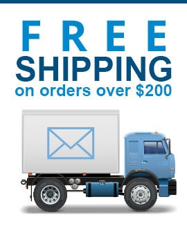 Free Shipping On Orders Over $200 In Australia