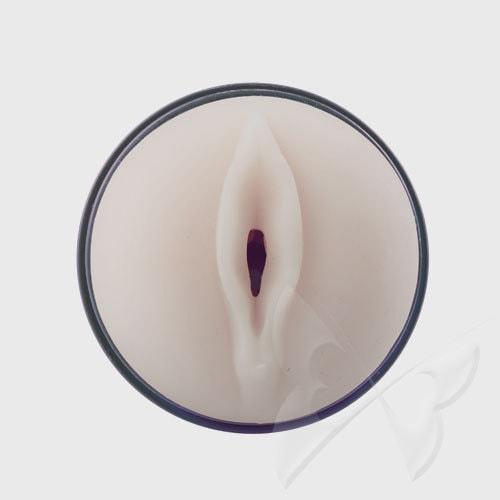 Fare L'Amore Joy Handheld Masturbator Opening (Black)