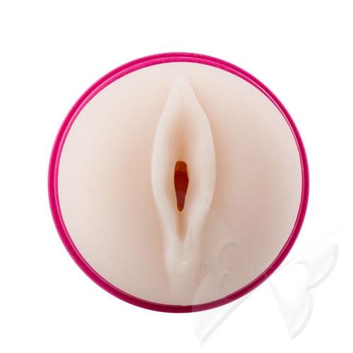 Fare L'Amore Joy Handheld Masturbator Opening (Pink)