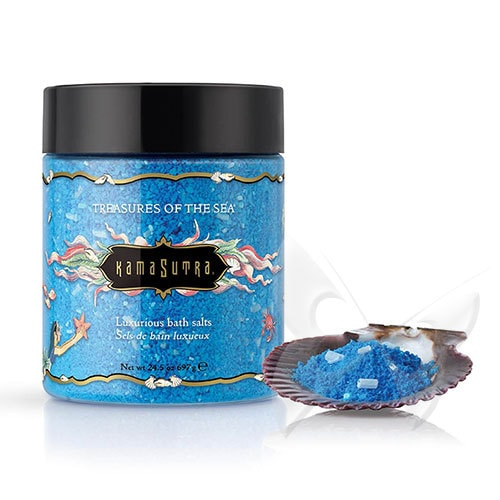 Kama Sutra Treasures Of The Sea Bath Salts