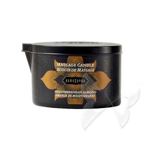 Kama Sutra Massage Oil Candle (Mediterranean Almond)