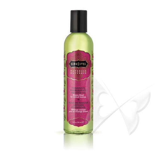 Kama Sutra Naturals Massage Oil (Pomegranate)