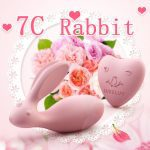 LUXELUV Passion Rabbit 7c (Pink)