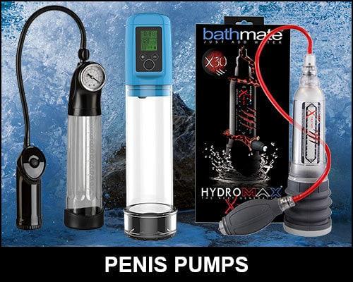 Penis Pumps   Sex Toys For Men