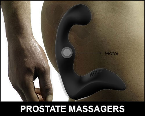 Prostate Massagers | Sex Toys For Men