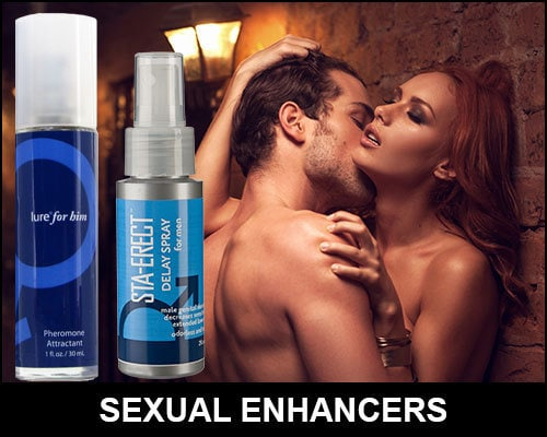 Sexual Enhancers | Sex Toys For Men