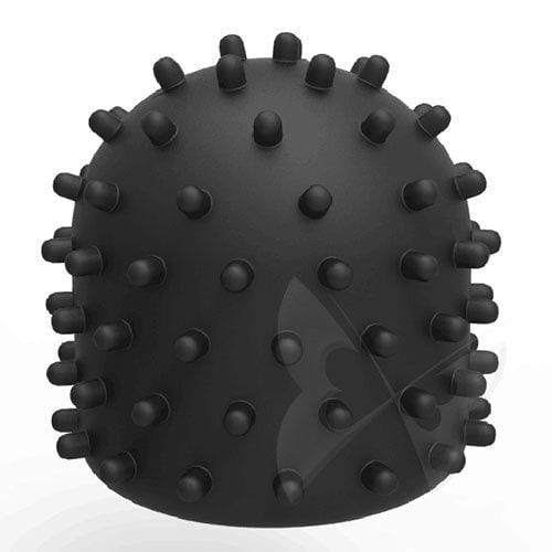 Silicone Dot Magic Wand Attachment (Black)