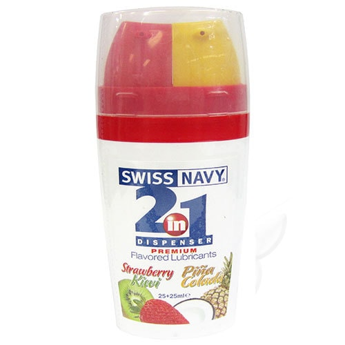 Swiss Navy 2 in 1 | Flavoured Lubricants | Water Based Lubricants