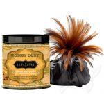 Kama Sutra Honey Dust Body Powder (Sweet Honeysuckle)