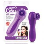 Screaming O OVibe Clitoral Vibrator (Grape) Packaging