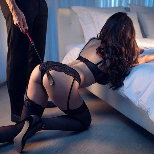 Scandal Split Tip Crop Erotic Spanking Toy Feature