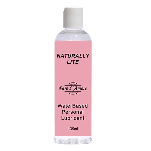 Fare L'Amore Naturally Lite Water Based Lubricant 135ml