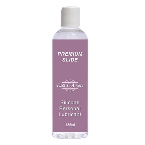 Fare L'Amore Premium Slide Silicone Lubricant 135ml
