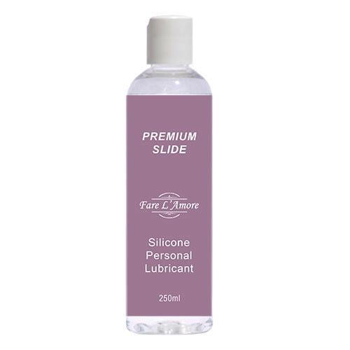 Fare L'Amore Premium Slide Silicone Lubricant 250ml