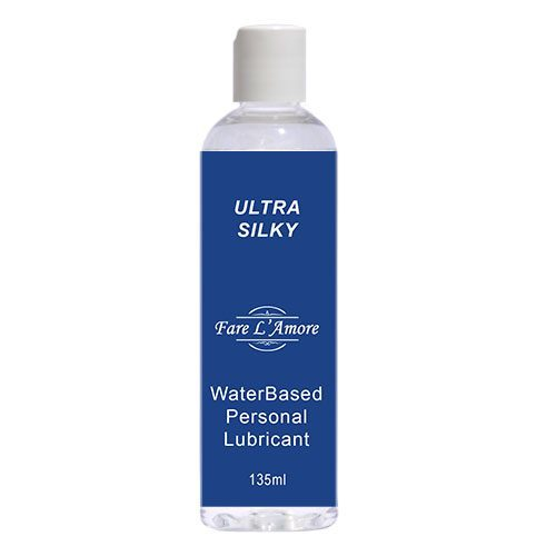 Fare L'Amore Ultra Silky Water Based Lubricant 135ml
