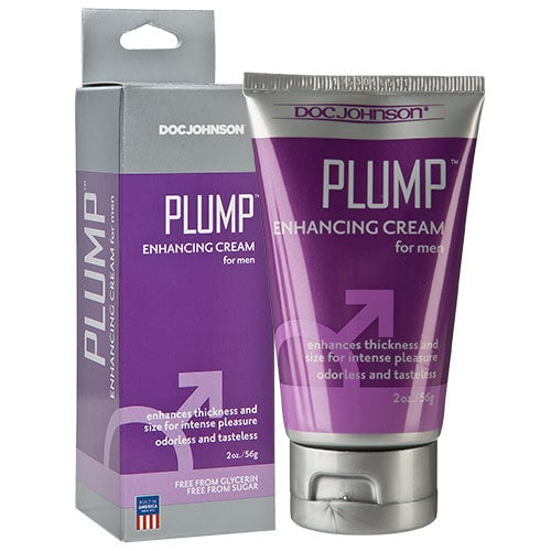 Plump Enhancement Cream For Men 56g Box