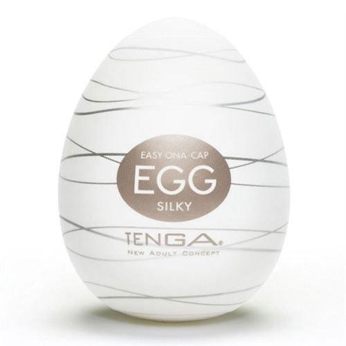 TENGA EGGS Masturbator (Silky)