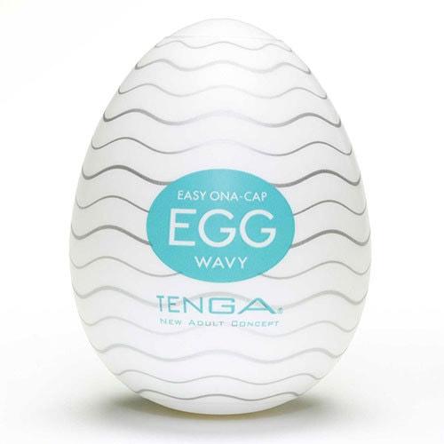 TENGA EGGS Masturbator (Wavy)