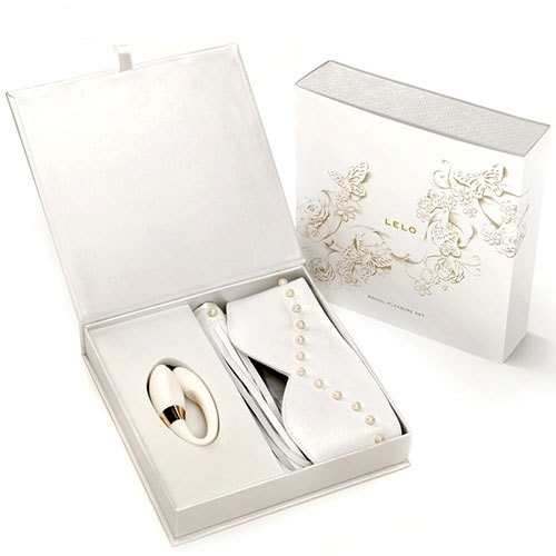 LELO Bridal Pleasure Set Couples Sex Toy Kit Box