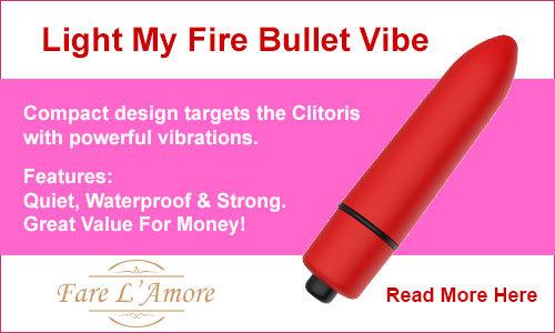 Light My Fire Bullet Vibrators