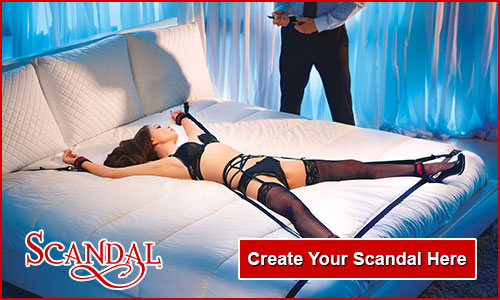 Scandal Bondage Toys For Sale Online