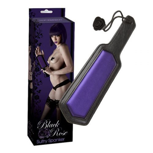 Black Rose Sultry Spanker Box