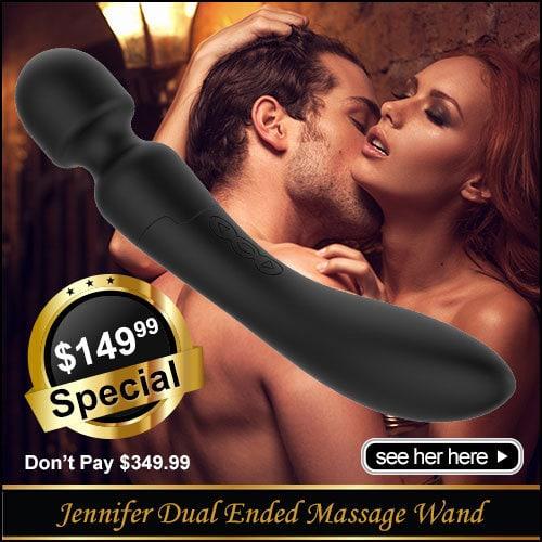Jennifer Body Massage Wands