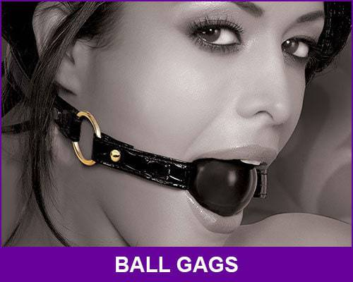 Ball Gags | Bondage Sex Toys