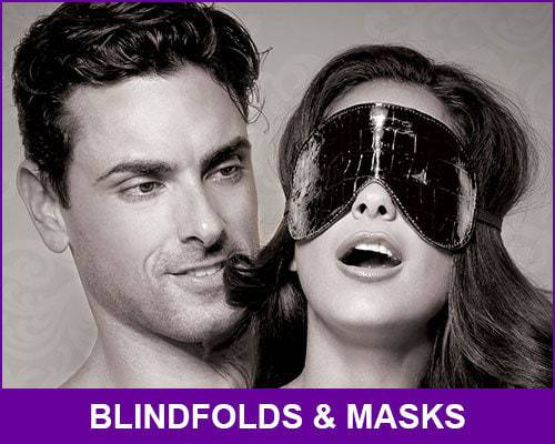 Blindfolds & Masks | Bondage Sex Toys