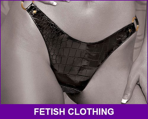 Fetish Clothing | Bondage Sex Toys