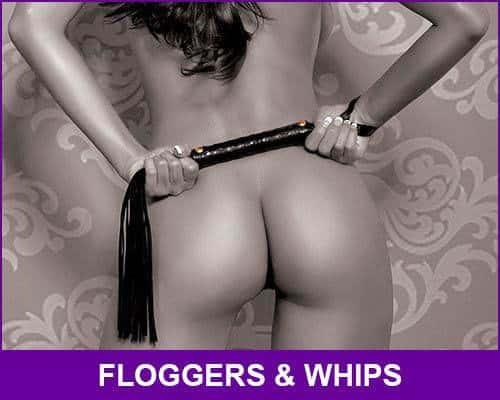 Floggers | Whips | Bondage Toys