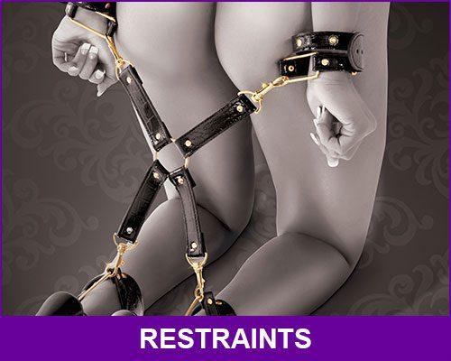 Restraints   Bondage Sex Toys