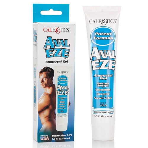Anal Eze Gel Tube | Anal Sexual Enhancers For Men