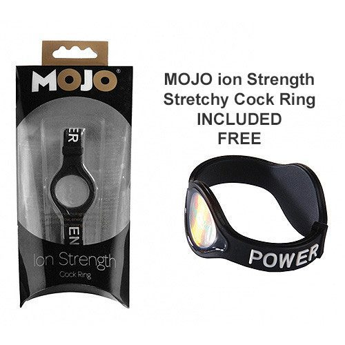 Mojo ion Strength Cock Ring | Stretchy Cock Rings